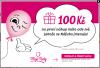 Mojeparty.cz - slevový kód -100 Kč při nákupu nad 1000 Kč | MojeParty.cz